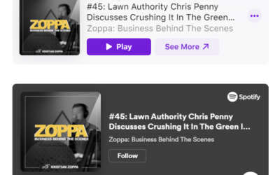 [Podcast] Chris Penny Behind The Scenes with Kristian Zoppa